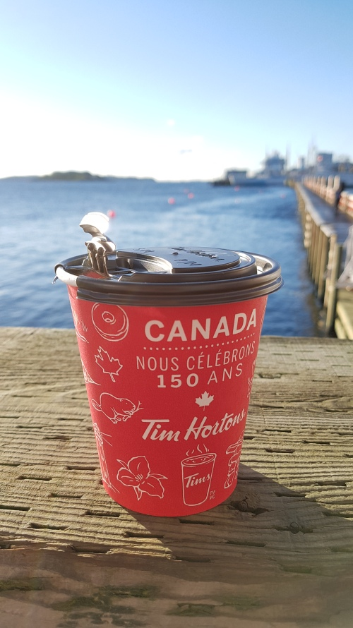 Tim Hortons 150th Cup
